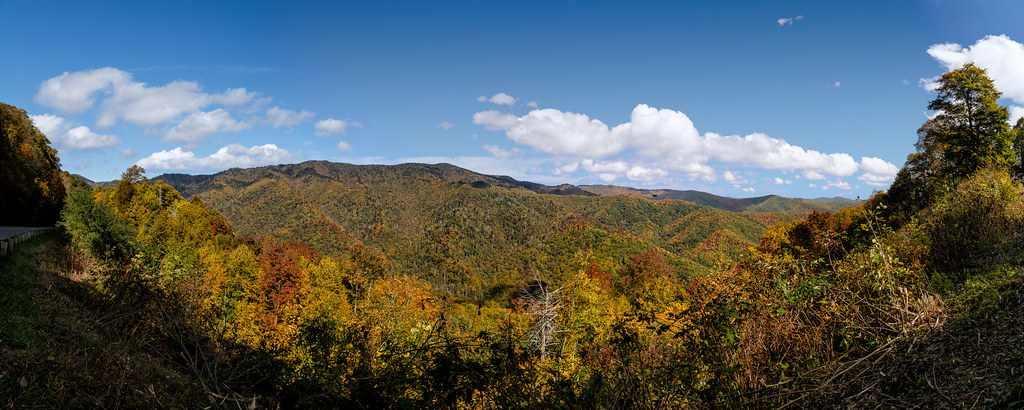 Great Smoky Mountain Waterfall Trails