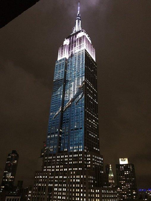 landmarks in New York City