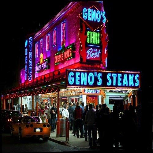 Geno's Cheesesteak's, Philadelphia