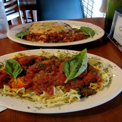 Hershey PA Restaurants Italian dishes