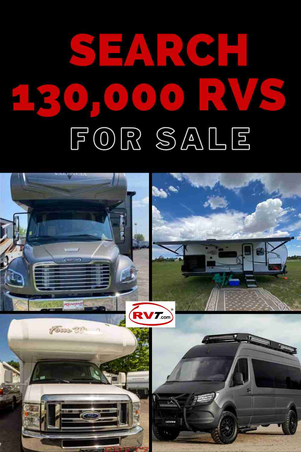 Buy or Sell Your RV Fast