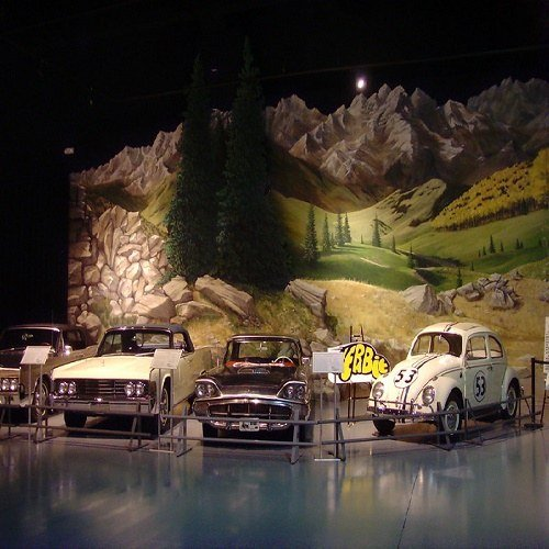 Attractions in Hershey PA, Hershey Antique Auto Club Museum