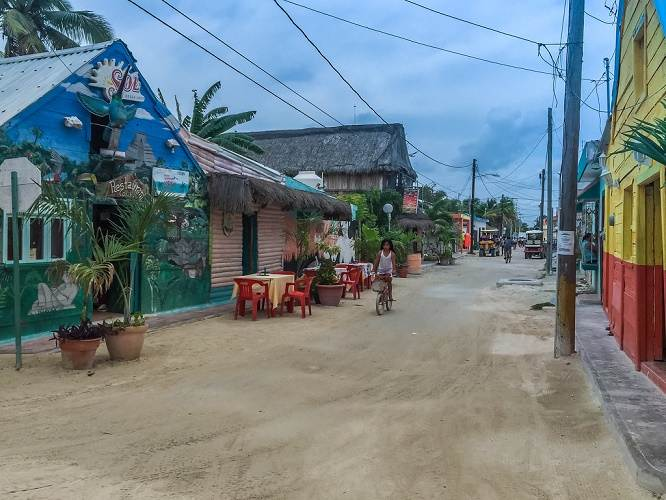 Islands in Mexico to visit, Holbox Island