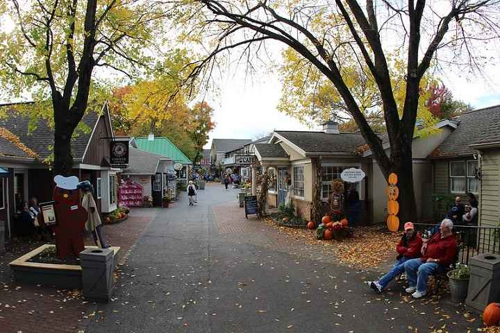 Amish Village Intercourse, PA