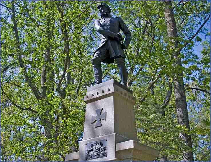 Gettysburg monument