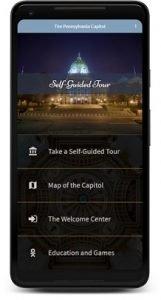 Harrisburg Capitol Mobile App