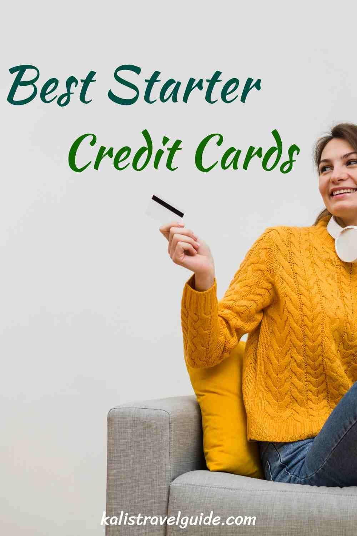 Best Starter Travel Credit Cards