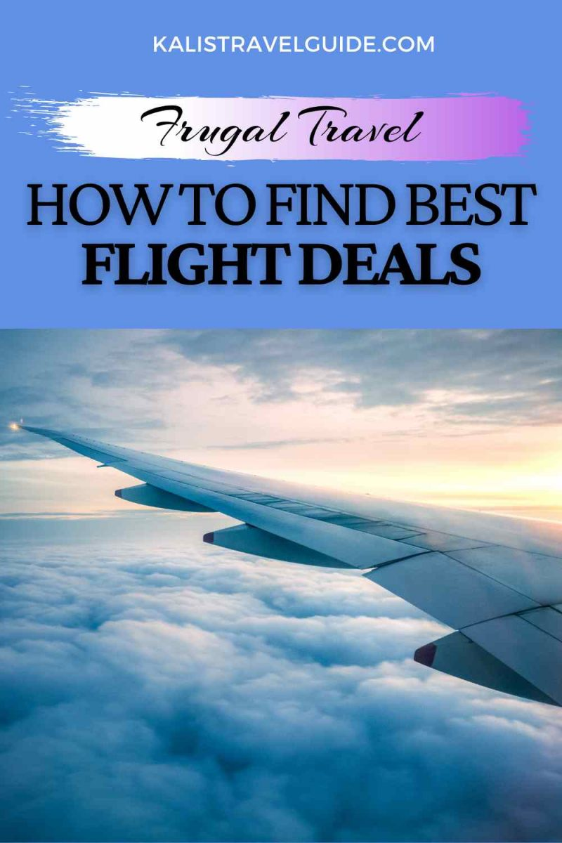 searching for cheap flights