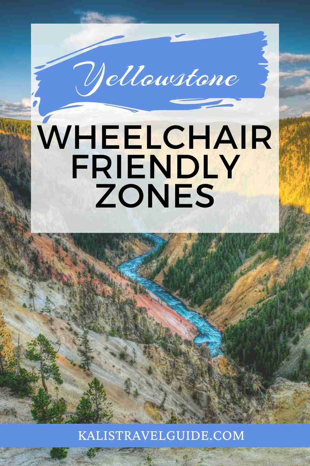 Yellowstone Handicap accessible