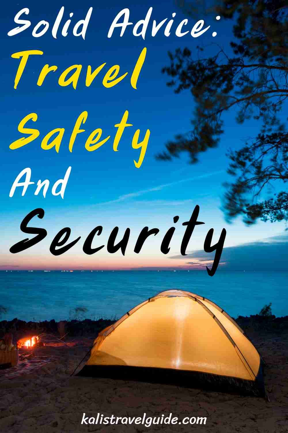 Travel Safety and Security