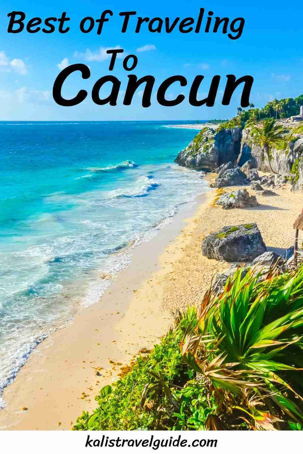 Traveling to Cancun