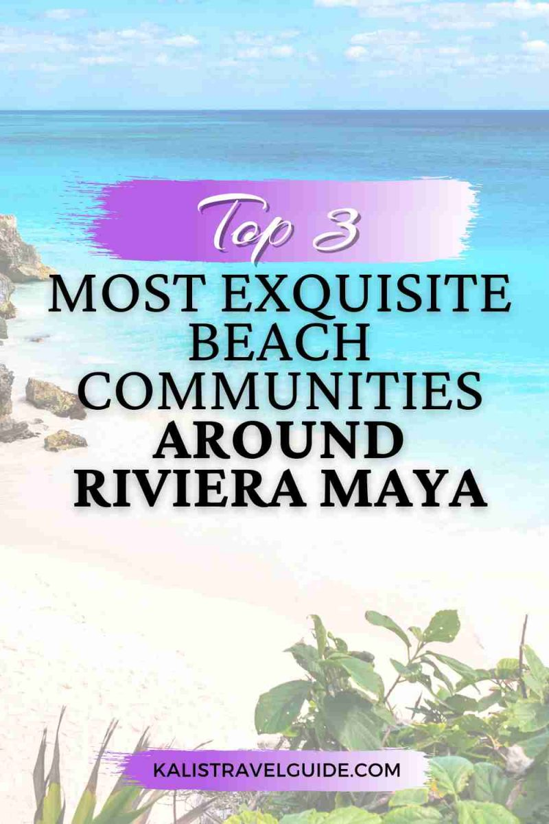 vacation spots in Mexico