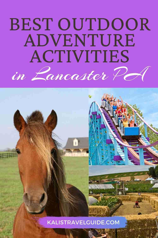 outdoor activities Lancaster PA